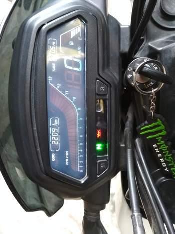 Bajaj Dominar 400 Fuel Tank