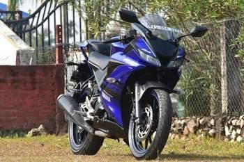 Yamaha R15 V30 Right Side