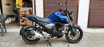 Yamaha Fz S V30 Fi Right Side