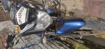 Yamaha Fz S V20 Fi Rear View