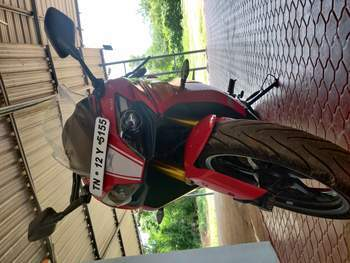 Tvs Apache Rr 310 Left Side