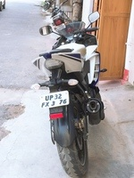 Yamaha Yzf R15 V20 Front Tyre
