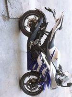 Yamaha Yzf R15 V20 Left Side