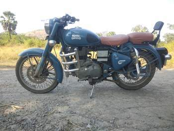 Royal Enfield Classic 500 Gear Shifter