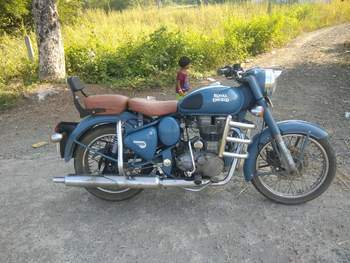 Royal Enfield Classic 500 Rear Tyre
