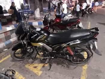 Mahindra Centuro Engine