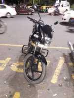 Mahindra Centuro Rear Tyre