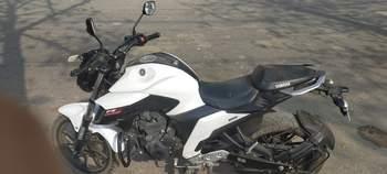 Yamaha Fz 25 Rear Tyre