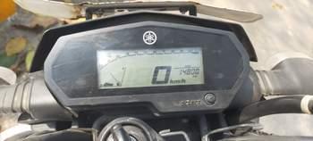Yamaha Fz 25 Right Side