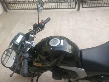 Yamaha Fz V20 Fi Front Tyre