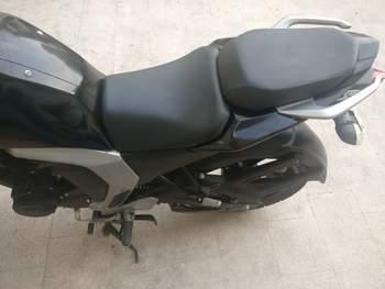 Yamaha Fz V20 Fi Left Side