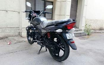 Tvs Victor Std Right Side