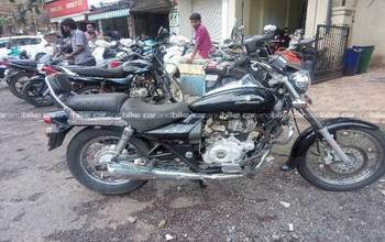 Bajaj Avenger Street 150 Std Left Side
