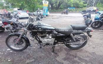 Bajaj Avenger Street 150 Std Rear View