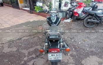 Bajaj Avenger Street 150 Std Right Side