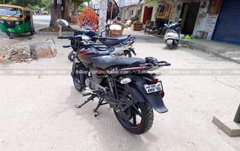 Bajaj Pulsar 150 Std Right Side