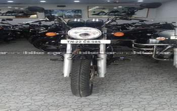 Royal Enfield Thunderbird 350 Std Front Tyre