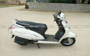 Honda Activa 3g Std Left Side