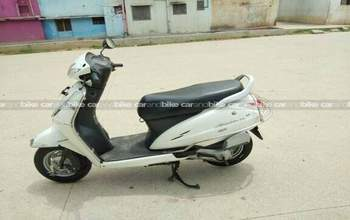 Honda Activa 3g Std Rear View