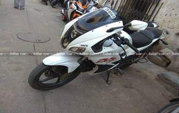 Hero Karizma Zmr Std Rear Tyre