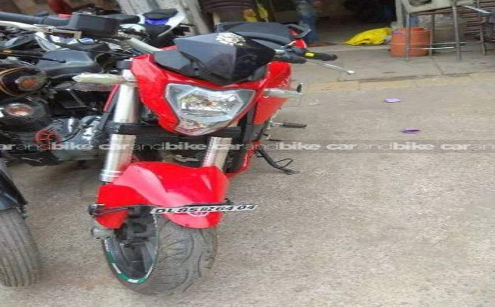 Dsk Benelli Tnt 25 Std Front View