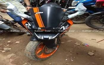 Ktm 200 Duke Std Front Tyre