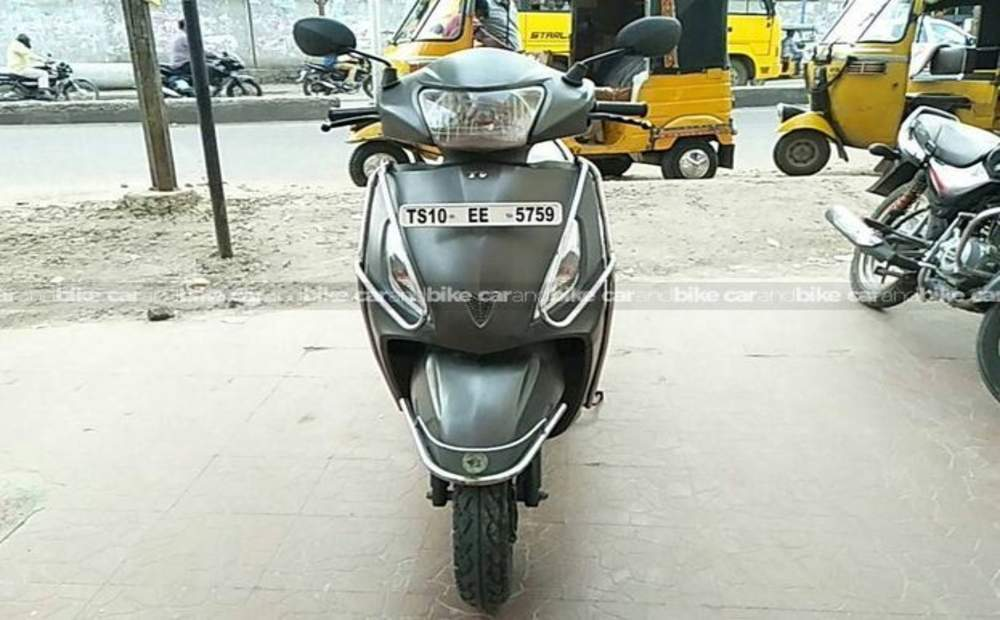 Tvs Jupiter Std Front View