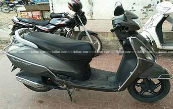 Tvs Jupiter Std Left Side