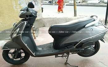 Tvs Jupiter Std Rear View