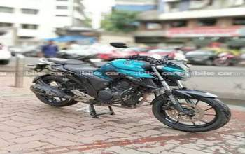 Yamaha Fz 25 Std Left Side