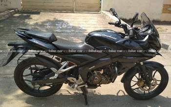 Bajaj Pulsar As 150 Std Left Side