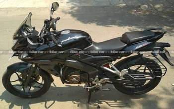 Bajaj Pulsar As 150 Std Rear View