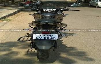 Bajaj Pulsar As 150 Std Right Side