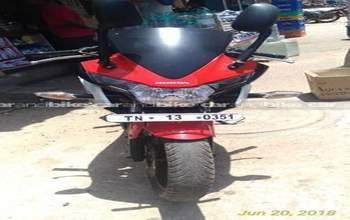 Honda Cbr 150r Std Front Tyre