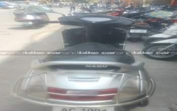 Honda Activa Dlx Right Side