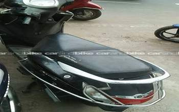 Yamaha Fascino Std Front Tyre