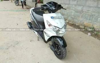 Honda Dio Dlx Rear Tyre