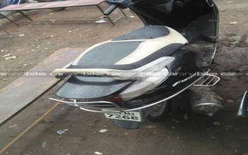 Honda Aviator Alloy Left Side