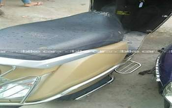 Tvs Jupiter Millionr Se Left Side