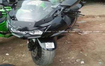 Kawasaki Ninja 250r Std Front Tyre