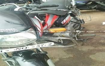 Hero Honda Cd Deluxe Std Rear View
