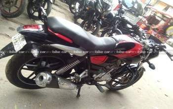 Bajaj V15 Std Left Side
