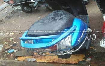 Hero Honda Pleasure Std Left Side