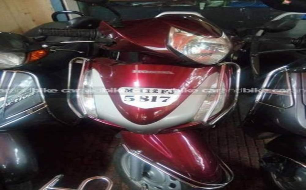 Honda Aviator Std Front View