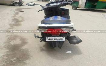 Honda Dio Dlx Right Side