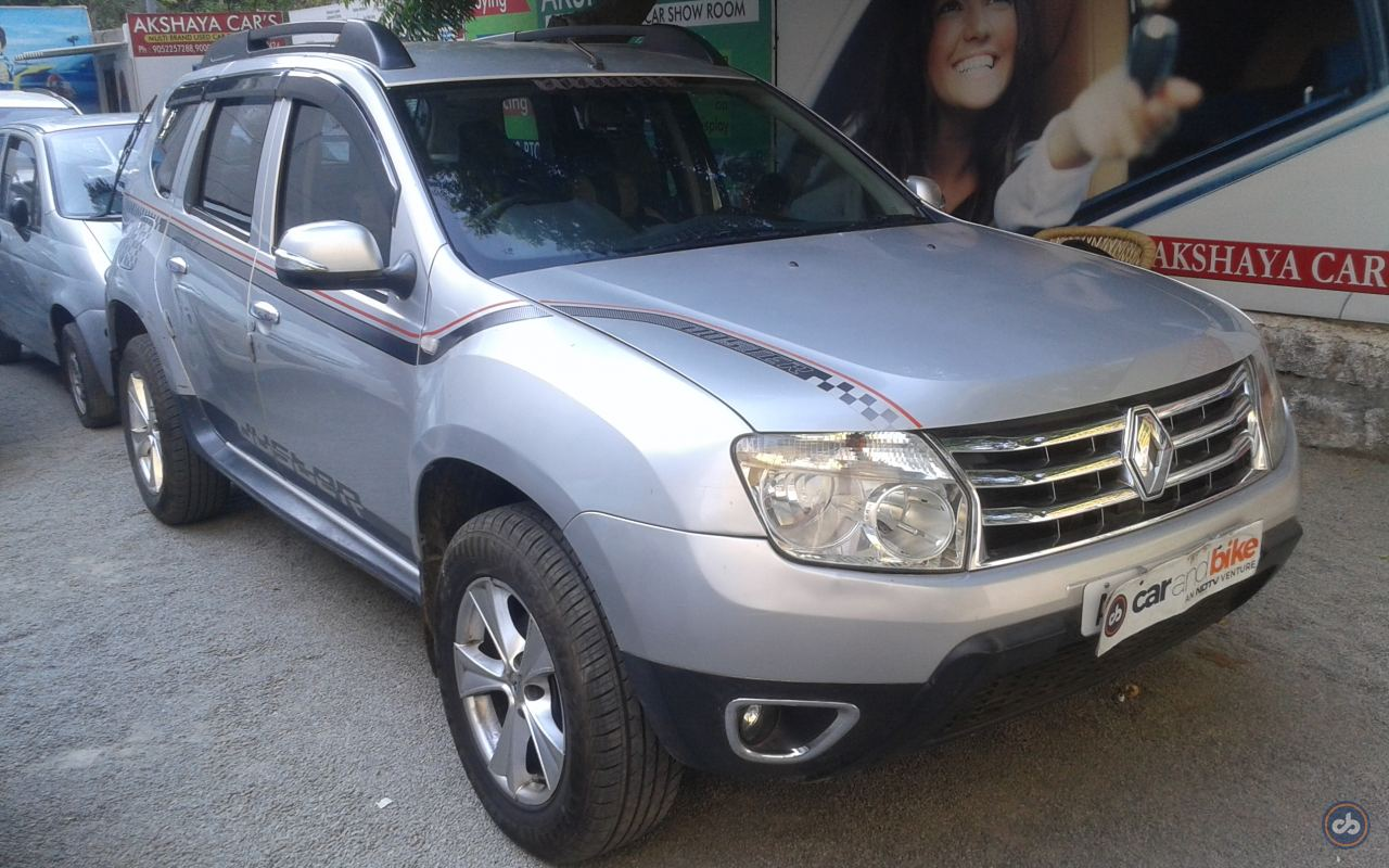 Used Renault Duster Rxl Diesel 110 Ps 4x2 Mt In