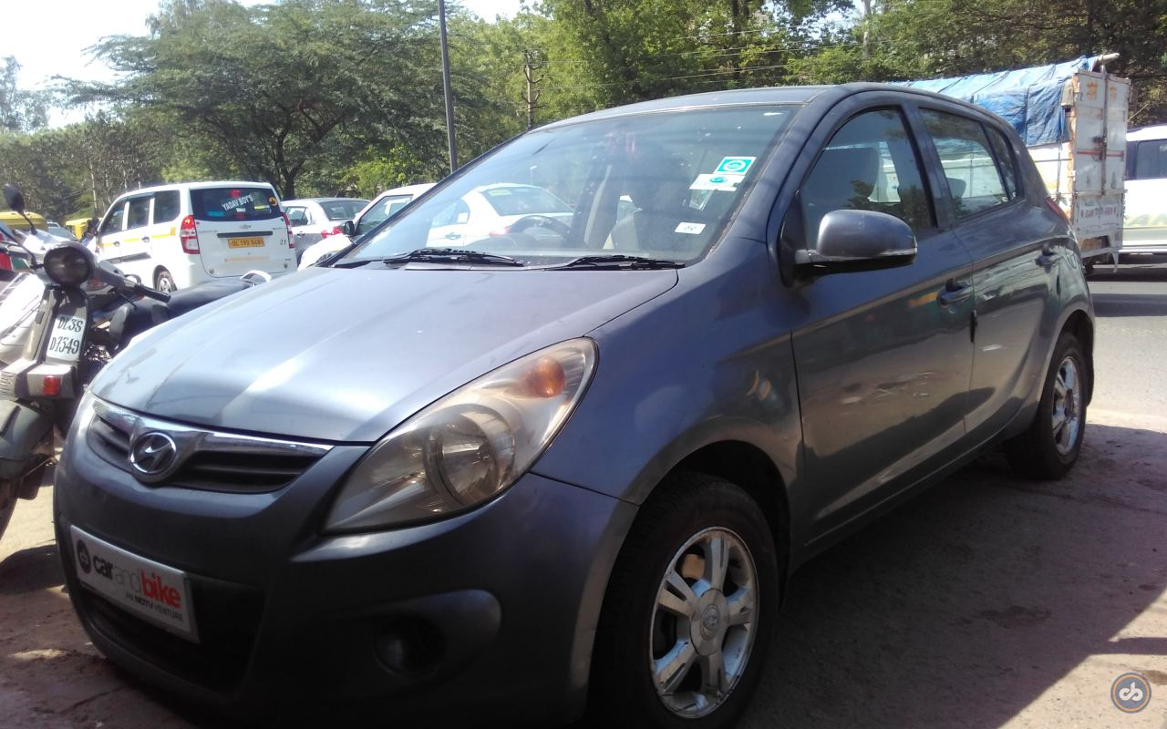 used hyundai i20 1 4 sportz diesel in south west delhi 2010 model india at best price id 10905. Black Bedroom Furniture Sets. Home Design Ideas