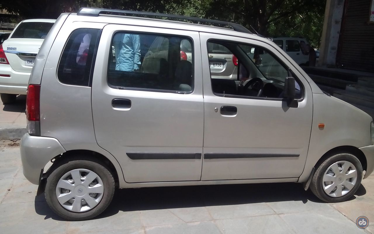 used maruti suzuki wagon r lxi in east delhi 2006 model. Black Bedroom Furniture Sets. Home Design Ideas