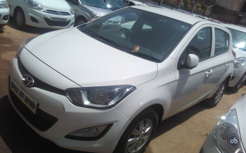 Used Hyundai I20 1 4 Sportz Diesel In Lucknow 2013 Model
