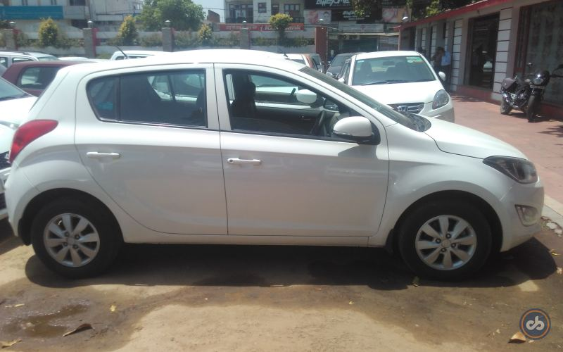used hyundai i20 1 4 sportz diesel in lucknow 2013 model india at best price id 12270. Black Bedroom Furniture Sets. Home Design Ideas